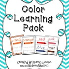 Color Learning Pack