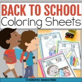 Color Me Ready {10 Color by Number Sheets}