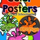 Color Posters {Paint}