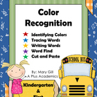 Color Recognition Activities That R Fun!