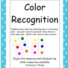 Color Recognition