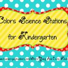 Color Science Centers