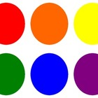 Color Sorting - Matching, Sorting, Whole Group or Center Activity