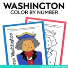 Color by Number Washington