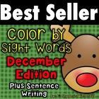 Color by Sight Words ~ December Edition!!!!