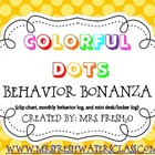 Colorful Dots Behavior Bonanza