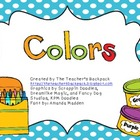 Colors Activity Unit