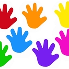Colourful Kids Hands