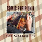 Comic Strips: Complete Unit for Lang. Arts & Media (15 Les