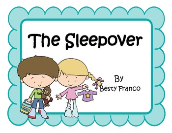 Common COre Poetry Pack: The Sleepover