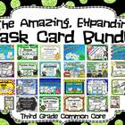 Common Core 3rd Grade- Expanding Math Task Card Bundle-32