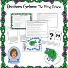Common Core 3rd Grade Fable Fun with The Frog Prince