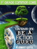 Common Core Aligned: Fiction Guru! {Standard 1: Ask and An
