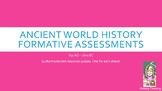 Common Core Assessments for 7th Grade Social Studies