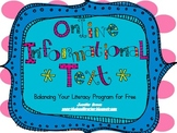 Common Core & Balanced Literacy: A Resouce Guide to Online