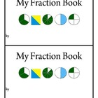 Common Core Based Fraction Book