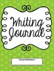 Common Core Calendar Writing Journal Prompts 2014-2015