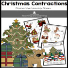 Common Core Christmas Contractions