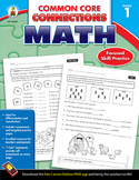 Common Core Connections Math Grade 1 SALE 20% OFF! 104602