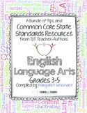 Common Core English Language Arts: Free Back-to-School eBo