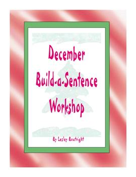 Common Core English/Language Arts:  December Holidays Buil