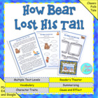 "Common Core Fables and Folktales ""How Bear Lost His Tail"""