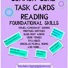 Foundational Skills Task Cards