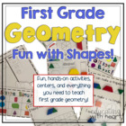 Common Core Geometry: Fun With Shapes!