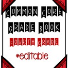 Common Core Grade Book 4th Grade