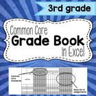 Common Core Grade Book {Third Grade}