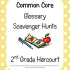 Common Core Harcourt Banner Days Theme 1: Imagine That! Gl