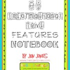 Common Core Informational Text Features Notebook