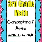 Common Core Math 3rd Grade Measurement (MD) Activities Con