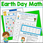Common Core Math Activities for Earth Day