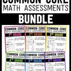 Common Core Math Assessments - Mega Bundle - Grades 1-6