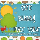 Common Core Math Center Game: Gone Buggy Place Value