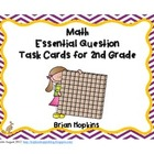 Common Core Math Essential Questions for 2nd Grade