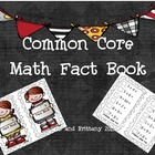Common Core Math Fact Book