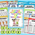 Common Core Math Games for Second Grade