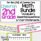 Common Core Math Jumbo Pack for 2nd Grade