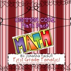 Common Core Math Standards Unit