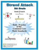 Common Core Math Standards Worksheets - 5th Grade