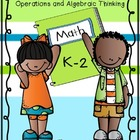 Common Core Math...Operations and Algebraic Thinking K-2