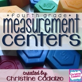 Common Core Measurement Centers- 4th Grade