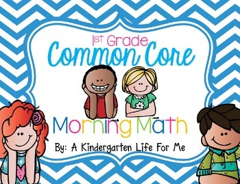Common Core Morning Math