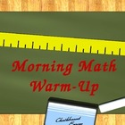 Common Core Morning Math Warm Ups for Second Grade