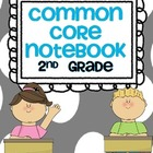Common Core Notebook for 2nd Grade