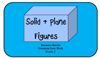 Common Core Plane Solid Figures -Common Core Framework