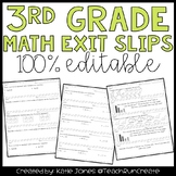 Common Core Quick Math Assessments {3rd Grade}
