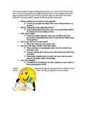 Common Core: Rating & Writing